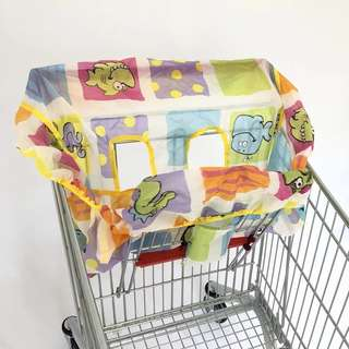 Trolley or baby chair cover cloth