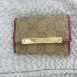 Authentic Gucci Keyholder