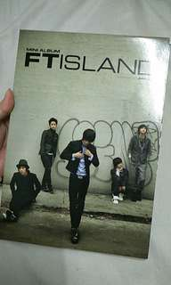 FT ISLAND MINI ALBUM(JUMP UP)