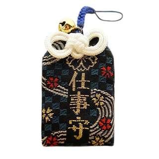 日式 手機 電話 手袋 掛飾 護身符 御守 仕業