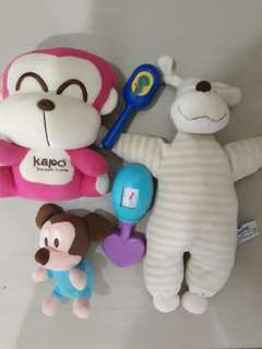 Take all 👩baby toys👩 with bell
