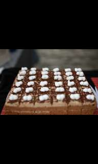 Slices cakes (Pre order)