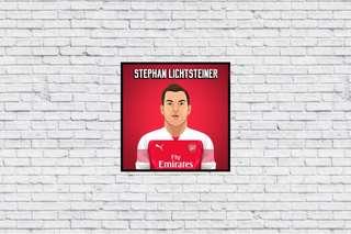 Arsenal Stephen Lichtsteiner