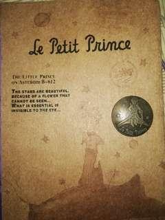 Le Petit Prince notebook