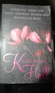 Kisses from hell (kristin cast, alyson noel, kelley armstrong, richelle mead, francesca lia block