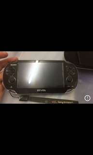 Playstation Vita 1000-Black