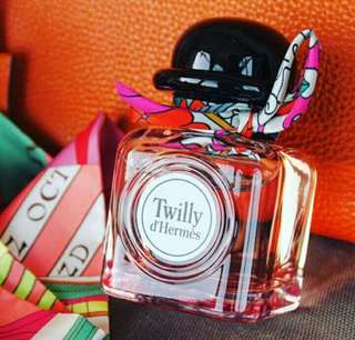 Twilly D'Hermes (Authentic)