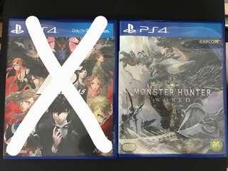 Monster Hunter World region 3
