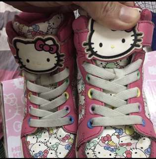 Hello Kitty Sneakers Boots