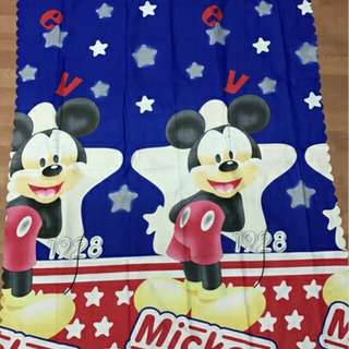 Mickey Mouse Curtain