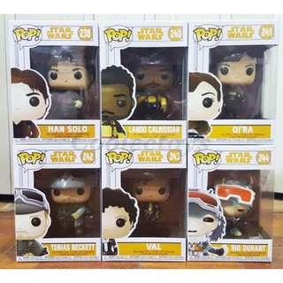 Funko Pop Star Wars: Solo