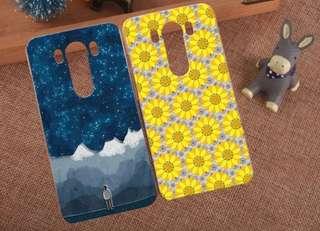 <預訂>LG V20/V10 浮雕手機殼 (硬/軟膠殼)