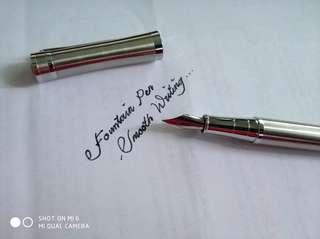 Executive Fountain Pen