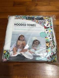 Bebe Au Lait Tokidoki hooded bath towel