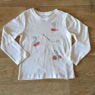 [readystock] Primark girls LS tshirt
