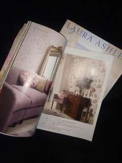 2 laura ashley catalogues original $17 each