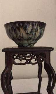 A Fine Porcelain Bowl-D8.4cm
