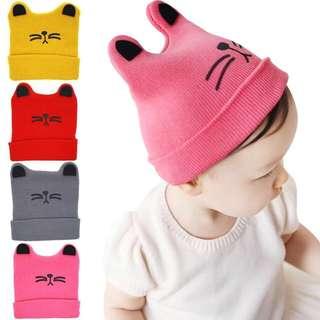 Baby Mil Wool Hat