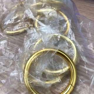 RING GORDEN RING TIRAI GOLD