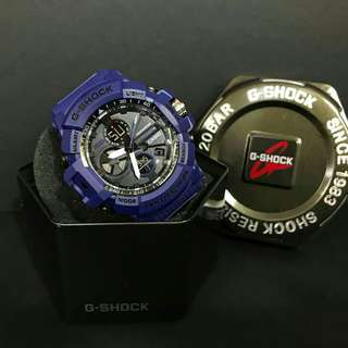 CASIO G-SHOCK 2 TIME