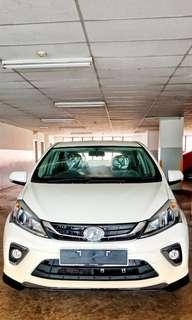Perodua Myvi 1.5 FAST STOCK !