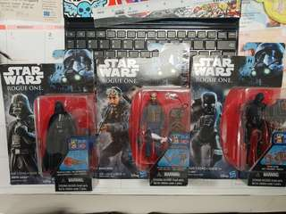 *Price Reduced* Star Wars Rogue One 3.75 inch Figures (Rare!!)