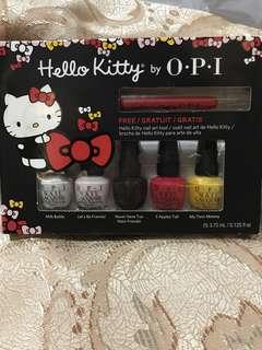 Hello Kitty by O.P.I (hello kitty friend pack)