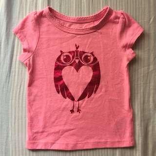 Baby Girl's Shirt