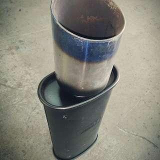 pro1 exhaust muffler