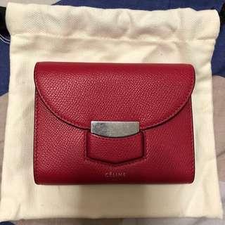 Celine Card holder Small Wallet 銀包