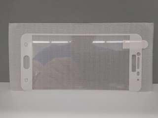 全新 Samsung Galaxy C5 全屏玻璃貼(白/金/黑)
