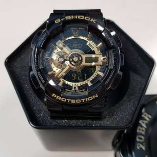 Original CASIO G-Shock GA-110GB-1A