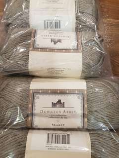 Downton Abbey Branson Yarn