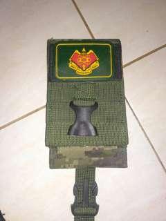 Dompet hp TNI