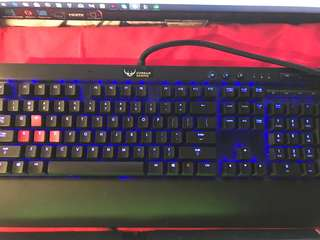 Corsair K70 Cherry Mx Red Mechanical Gaming Keyboard