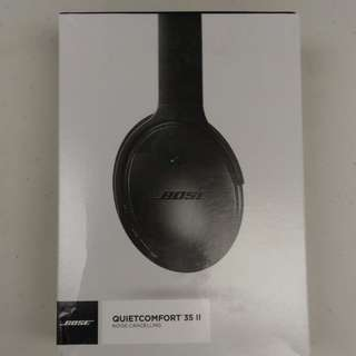Bose QuietComfort QC35 II Headphones_Black