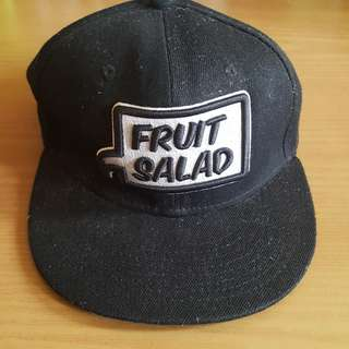 Snapback Fruit Salad (UK Clothing) Not New Era