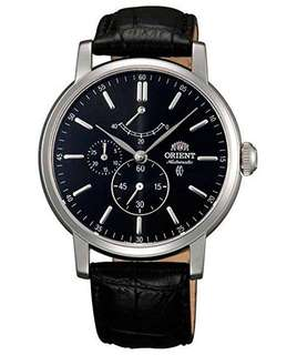 only $1249, ORIENT Automatic Black Dial Men's Watch Item No. FEZ09003B0