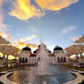 AMI Travel | 4D3N Student Package – Banda Aceh, Indonesia