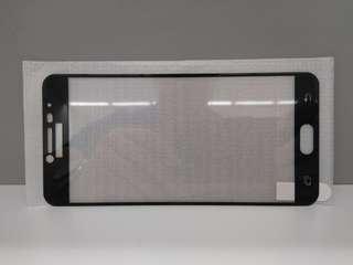 全新 Samsung Galaxy C7 全屏玻璃貼 (黑/白/金)