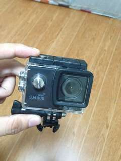 SjCam 4000 wifi (camera and waterproof case only)
