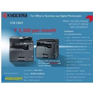 Digital A3 Size Photocopy Machine Copier Printer Scanner Xerox Zerox
