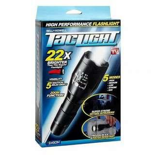 Taclight High Performance Flashlight