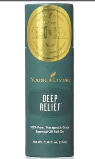 Young Living Essential Oil Roll-on - Deep Relief