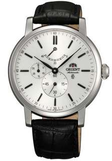 only $1249, ORIENT Vintage Automatic White Dial Men's Watch Item No. FEZ09004W0手錶