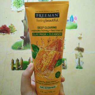 Freeman Mask Manuka Honey