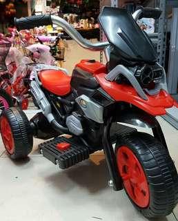 Rechargeable bike for kidz
