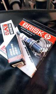 BRISK Premium EVO Spark Plug