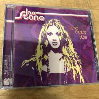 Joss Stone <Mind, Body & Soul> CD