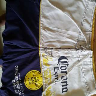 Celana Beach/Surf Shorts Corona Beer